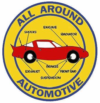 All Around Automotive, Inc. Logo